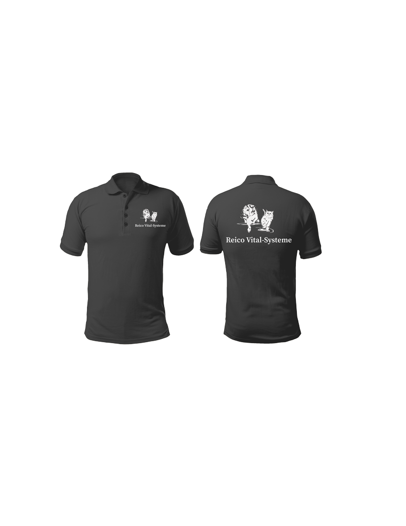 Herren Polo Shirt (Paul & Feli)